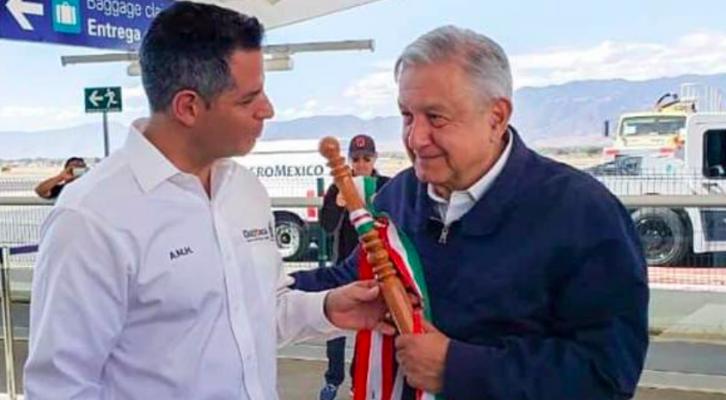 De nuevo, AMLO en Oaxaca, inaugurará el hospital de Tlaxiaco (09:30 h)