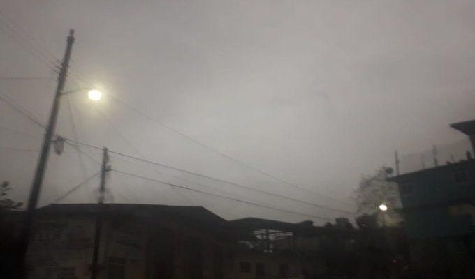 Seguirá haciendo frío en Oaxaca (08:00 h)