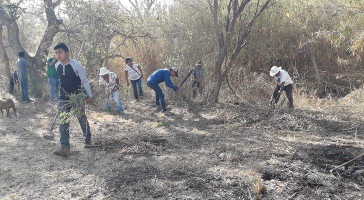 Aprobado el parque deportivo y cultural en colonia antorchista de Oaxaca (08:45 h)