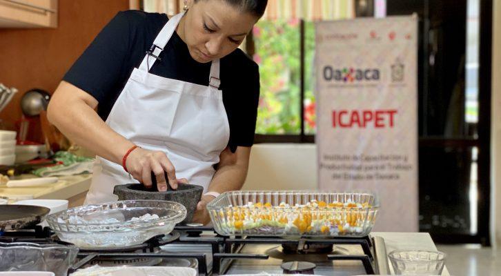 Llegan cursos digitales del Icapet a más de 150 mil oaxaqueños (20:30 h)