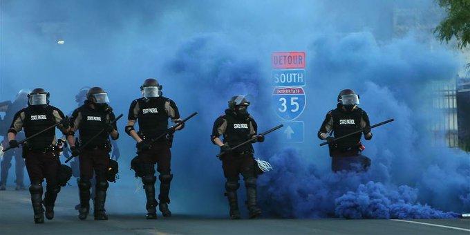 Continúan las protestas en EE.UU. tras la muerte de George Floyd (20:30 h)