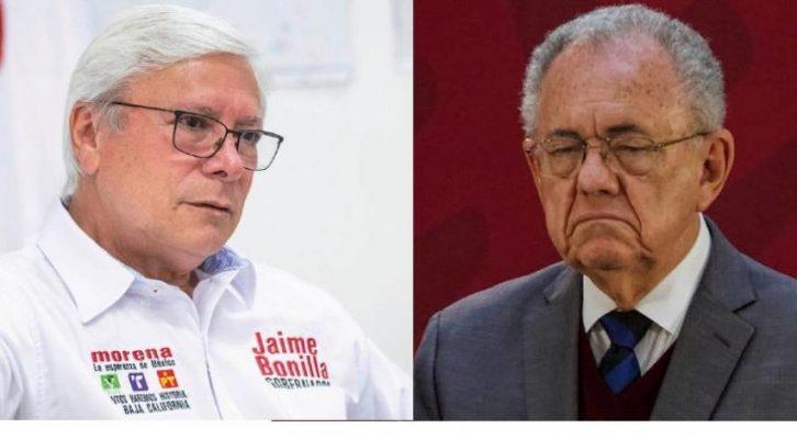 Bonilla pide renuncia de Jiménez Espriú; al fin que no va a trabajar (13:00 h)