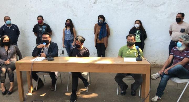 Trabajadores del MACO denuncian un intento de desalojo; acusan al presidente de AC del recinto