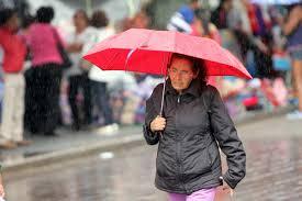 Se prevé cielo nublado por la tarde con lluvias muy fuertes en regiones de Oaxaca (08:20 h)
