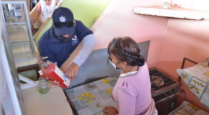 """Aplica Ayuntamiento de Oaxaca de Juárez el programa """"Mi Mercado Seguro"""" (23:00 h)"""