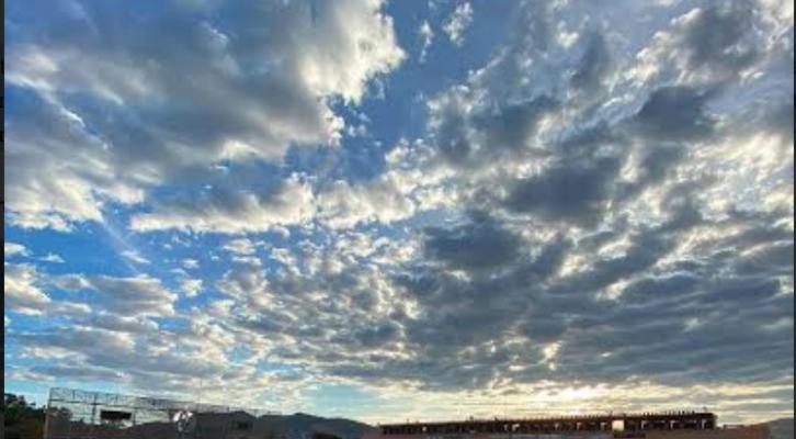 Se prevé cielo nublado con lluvias muy fuertes en regiones de Oaxaca (08:30 h)