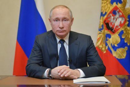 Putin expresa condolencias por accidente en la Línea 12 del Metro CDMX (10:00 h)