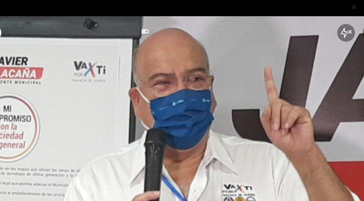Da a conocer Javier Villacaña, compromisos a favor de los capitalinos; seguridad, principal demanda (10:15 h)