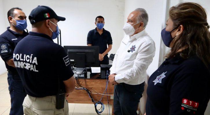 Reafirma SSPO compromiso por la seguridad de la ciudadanía en la Mixteca (19:00 h)